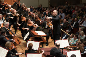 National Symphony Orchestra with Gianandrea Noseda